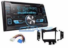 NEW KENWOOD BLUETOOTH CAR STEREO RADIO SIRIUS XM INSTALL KIT FOR 03-07 ACCORD