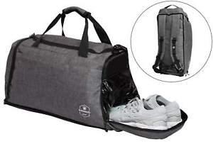 Bearformance® Ultimate Sportbag - Schuhfach, Nassfach & Rucksackfunktion