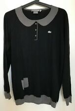 LACOSTE - Silk/Cashmere Knit Top - Size 44 (AUS 14) - WORN ONCE