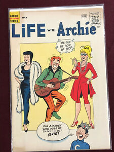 LIFE WITH ARCHIE 8 Professionally Graded FN+ 6.5