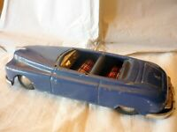 "Arnold ORIGINAL Old Tin toy ""Spyder America"" Wind Up Toy Car, Germany"