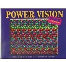First Edition Power Vision Book Disk Featuring New High Definition 3D Images