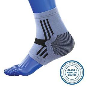 Ankle support elastic brace pain sprain injury weakened joint MEDIUM - NOW £4.99