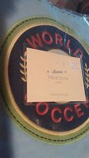 Pottery Barn Soccer tablecloth World Cup New