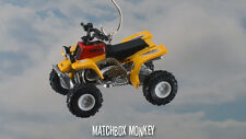 Custom Yamaha Banshee 350 ATV 4x4 Polaris Honda Christmas Ornament 1/32 Quad