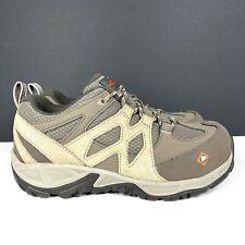 Merrell Women's Size 6.5M Siren Slip Resistant Alloy Toe Brown Work Shoe J099322