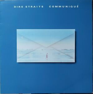 Dire Straits 1980 Communique vinile lp 33 giri