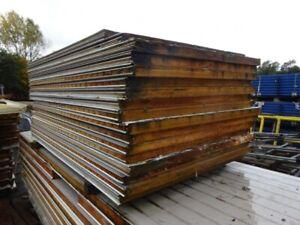 Used Fridge Panels 2.090/2.210 Mtr Approx Long x 1.160 Mtr Wide x 50 mm  Deep