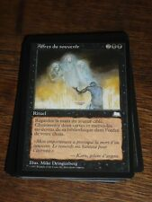 MTG Magic the Gathering AFFRES DU SOUVENIR Weatherlight FR RARE NEW