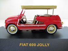 IXO - FIAT 600 JOLLY - 1/43 DIECAST