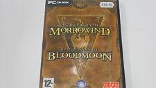 The Elder Scrolls III: Morrowind + Bloodmoon Expansion per PC