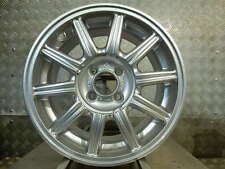 "JANTE ALU 15 ""  RENAULT CLIO II RS LIMITED  MODEL "" BBS 10 branches """
