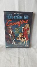 Crossfire ( DVD, 2005 ) ~ Robert Young  Robert Mitchum