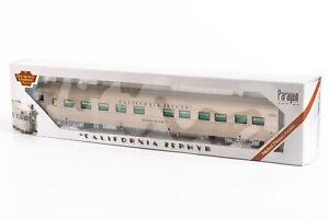 Broadway Limited California Zephyr Sleeper Silver Butte #425 BLI 509