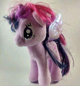 "Twilight Sparkle My Little Pony 7"" Hasbro TY Beanie Baby 2015"