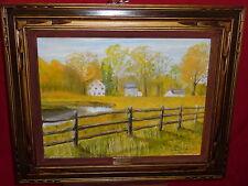 Painting On Panel - Ivy Mills - John Brooks