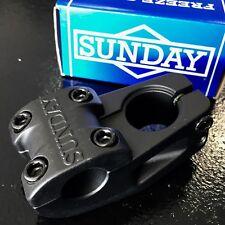 Sunday Freeze BMX Stem Black