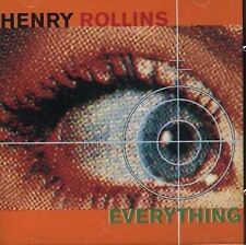 Henry Rollins - Everything [CD]