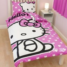 Hello Kitty Hearts Bedding Sets & Duvet Covers for Children
