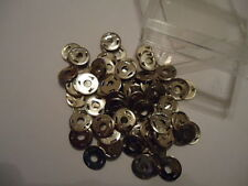 ASSA 3-PRONGED SILK PINS BOX 100 WITH LIFTING TOOL TO ATTACH FABRIC TO FRAME