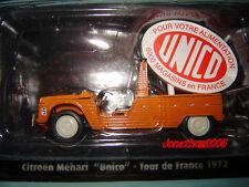 TOUR DE FRANCE 1972 CITROEN MEHARI UNICO au 1/43°