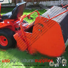 WESTWOOD BELT SIDE OF PGC grass collector sweeper 1414 NEXT DAY DELIVERY