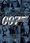 James Bond Ultimate Edition - Vol. 2 (DVD, 2006, 10-Disc Set) New, Sealed
