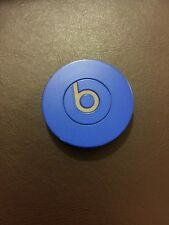 Genuine Beats by Dr. Dre Solo HD Center Cap Lid Badge Drenched In Blue - Part