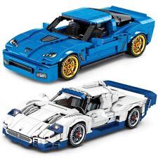 Car Speed Toys Creator Racer Vehicle Bricks City Series Blocks Sports Building