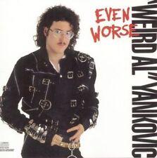 Even Worse by Weird Al Yankovic (CD, Jan-1999, BMG)