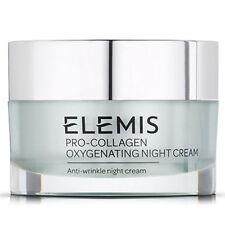 Elemis Pro Collagen Oxygenating Night Cream 1.6oz /50ml Expirt.Date 2019 New WOB
