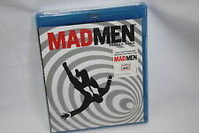 Mad Men SEALED Blu-Ray DVD Season Four