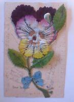 """""""Geburtstag, Blume, Stiefmütterchen""""  1903 ♥"""