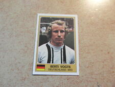 original PANINI STICKERS EURO FOOTBALL 76 1976 Berti VOGTS (Nr 47)