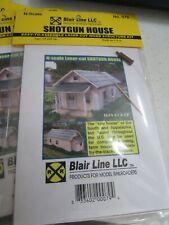 Blair Line N Scale Shotgun House  Kit  #079   Bob The Train Guy