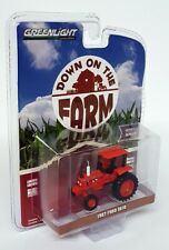 Greenlight 1/64 Scale - 1987 Ford 5610 Red Diecast Model Tractor