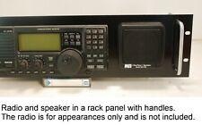 3U RACK MOUNT for ICOM R75 Receiver With Speaker