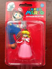 NEW! Super Mario Keychain Collection Princess Peach   Age 7+   BNIB