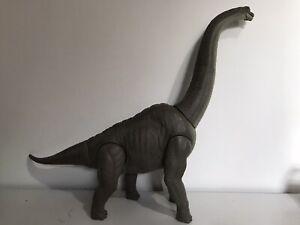 Jurassic World dino rival super colossal Brachiosaurus Action Figure mattel 2019
