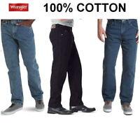 Wrangler Authentics Men's Relaxed Fit Jean Men's - 100% Cotton