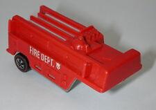 Redline Hotwheels Red Fire Trailer The Heavyweights  oc13203