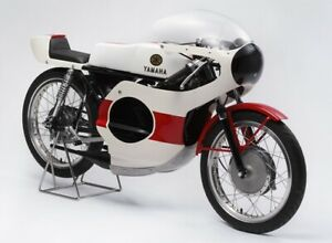 Yamaha TA125 Tank Cover To Go Over Your Custom Made  Alloy Tank NEW By RoonSport