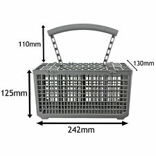 Dishwasher Cutlery Basket For Dishlex DX203SK DX301WK DX103WK DX203SK DX103SK