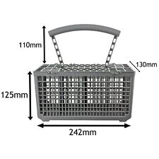 Dishwasher Cutlery Basket For LG LD1454TFES2 LD1455TFCS2 LD-1415M Replacement