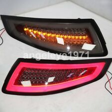 LED Taillights  For Porsche 997 996 911 LED strip Rear Light Rear Lamps Black JY