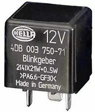 Flasher Unit Relay 4DB003750-711 by Hella - Single