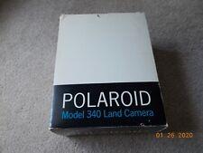 Polariod Automatic Land Camera Model 340