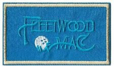 Fleetwood Mac Logo Symbol Patch Badge [Embroidered] Iron or Sew On Classic Rock