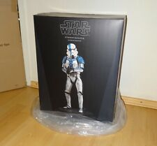 Sideshow Star Wars Stormtrooper Commander Premium 1/4 Format Figure -No 666- NEU