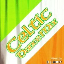 DJ Bhoy Celtic Dance Mix CD Irish Rebel Music